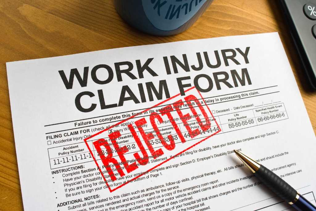 Workers' Comp Denied? Here is What You Can Do About It