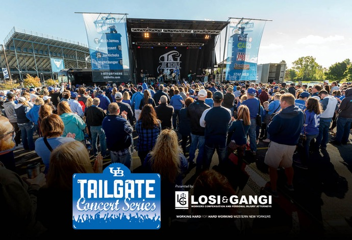 2019 Tailgate Concert Series Acts Announced