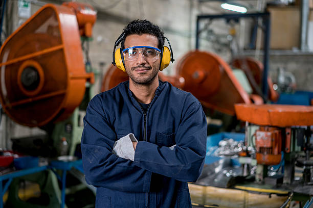 How to Prevent Injury When Working in a Factory